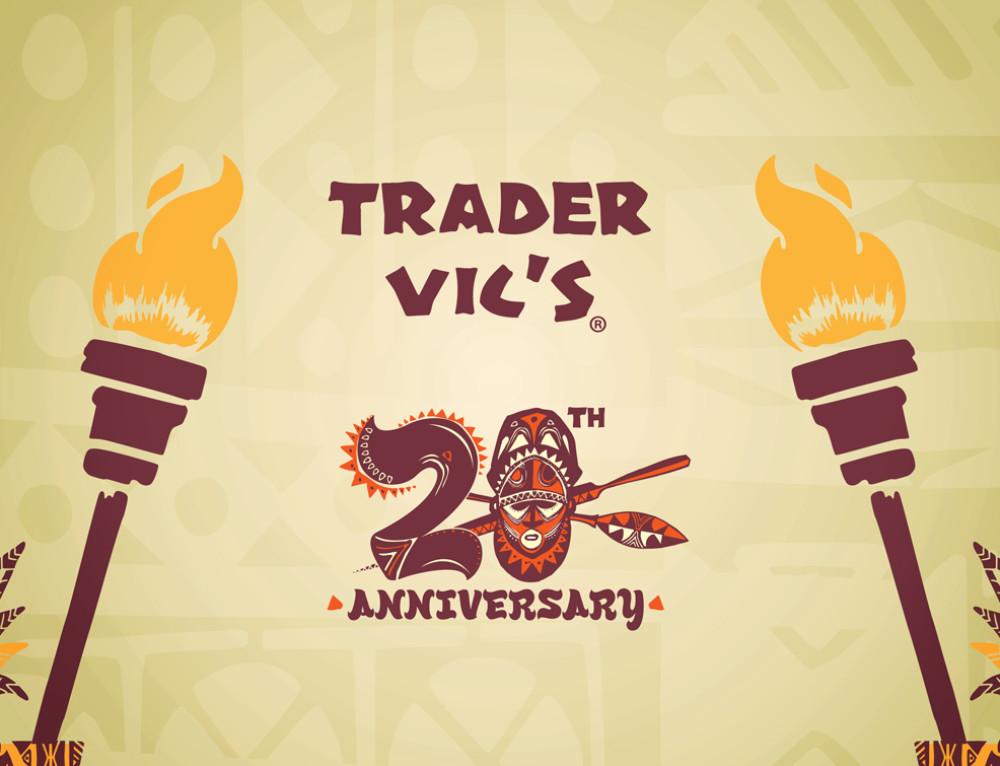 20th Trader Vic's