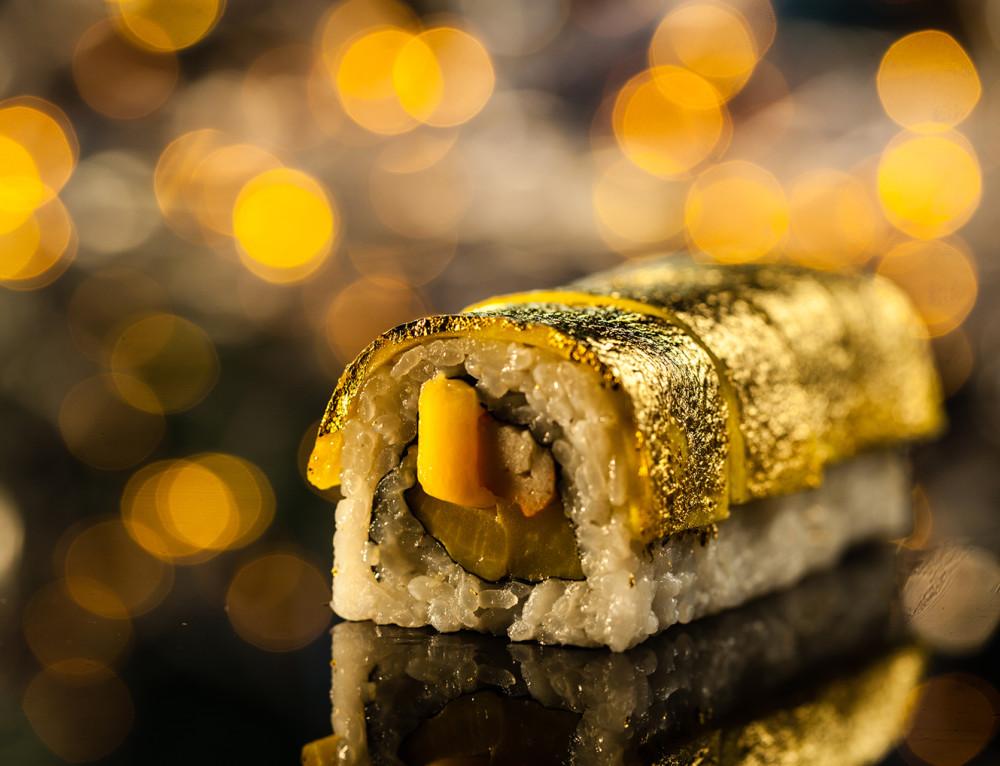 Benihana's Golden Sushi